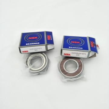 3.543 Inch | 90 Millimeter x 5.512 Inch | 140 Millimeter x 0.945 Inch | 24 Millimeter  SKF 7018 CDGA/HCP4A Precision Ball Bearings